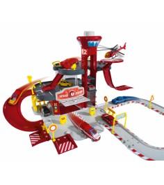 Хит ТВ Рекламы Игровой набор Majorette парковка пожарная станция 2050015