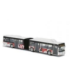 Majorette Городской Автобус белый 2053181