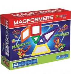 Magformers Дизайнер сет 63081/703002