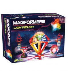 Magformers Lighted set 63092