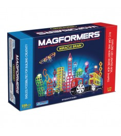 Magformers Miracle Brain set 63093/710005