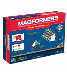Magformers Пифагор 63113/711003