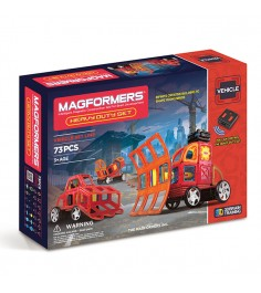 Magformers 63139/707007 Heavy Duty Set