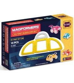 Magformers My First Buggy жёлтый 63144/702005
