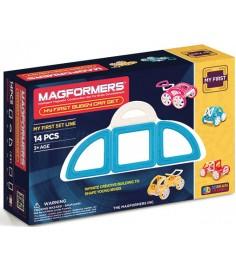 Magformers My First Buggy синий 63146/702007
