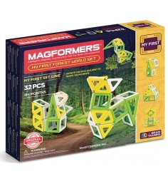 Magformers My First Forest 32 set 702009
