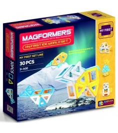 Magformers Ice World 63136/702003