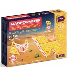 Magformers My First Sand World set 702010