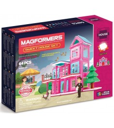 Magformers Sweet House Set 705001