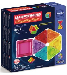 Magformers Window Basic 14 set 714001
