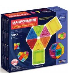 Magformers Window Basic 30 set 714002