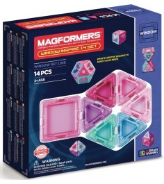 Magformers Window Inspire 14 set 714003