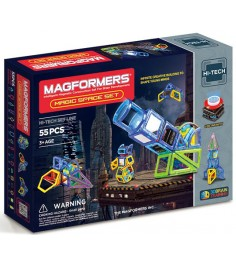 Magformers Magic Space 63140/709005