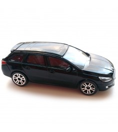 Majorette Peugeot черная 7.5 см 205279