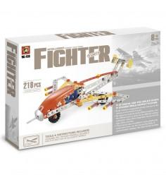 Конструктор Origami истребитель 218 деталей 02786