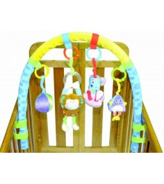 Игровая дуга на детскую кроватку Parkfield 81532А