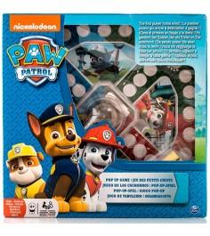 Настольная игра Spinmaster Щенячий патруль с кубиком и фишками 6028796