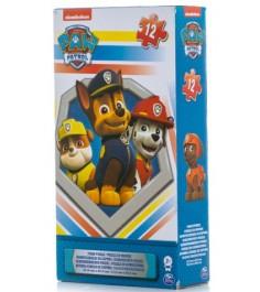 Игра щенячий патруль Spin Master коврик-пазл 6033161