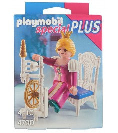 Экстра-набор Playmobil Принцесса с прялкой 4790pm