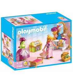 Playmobil серия сказочный дворец Королевская гардеробная комната 5148pm