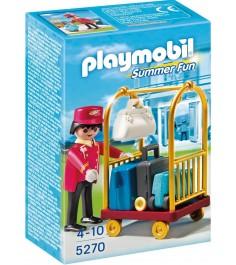 Playmobil Носильщик с чемоданами 5270pm