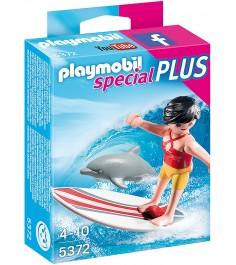 Экстра-набор Playmobil Сёрфингист с доской 5372pm