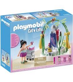 Playmobil серия торговый центр Витрина 5489pm