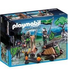 Playmobil Рыцари Катапульта Рыцарей Волка 6041pm