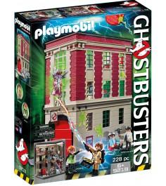 Охотники за привидениями Playmobil Здание пожарной службы 9219pm