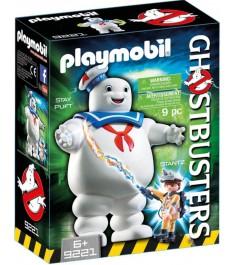 Охотники за привидениями Playmobil Зефирный человек 9221pm