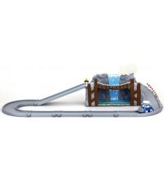 Обрушающийся мост с машинкой Масти 83317