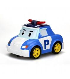 Машинка Robocar Poli Поли на голосовом управлении 83320