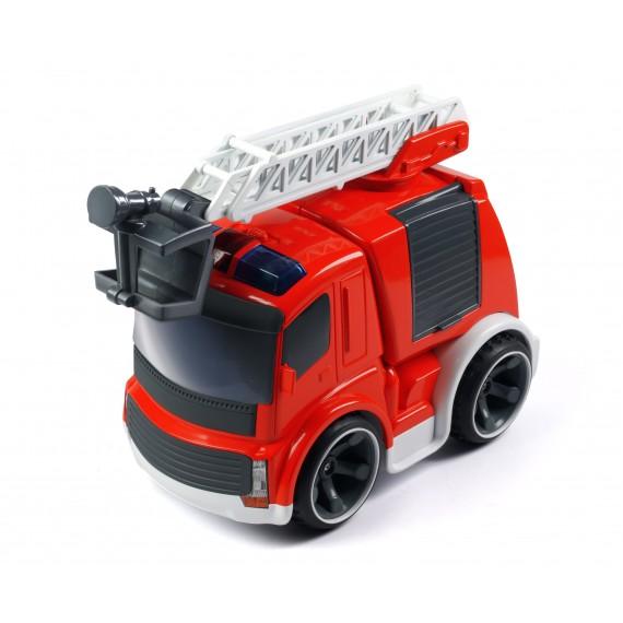 Детская игрушки на радиоуправлении Silverlit Пожарная машина Fire Truck 81130
