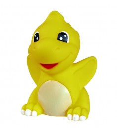 Игрушка для купания Simba ABC Динозаврик желтый 4015247