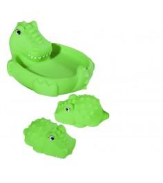 Животные для купания Simba Крокодилы в наборе 4015477