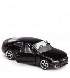 Majorette 7.5 см Audi чёрная 205279