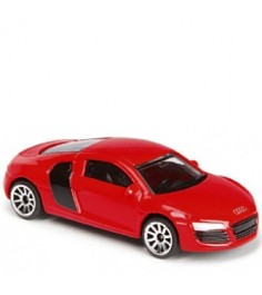 Majorette 7.5 см Audi красная 205279