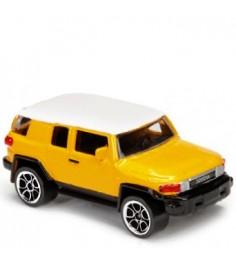 Majorette 7.5 см Toyota жёлтая 205279