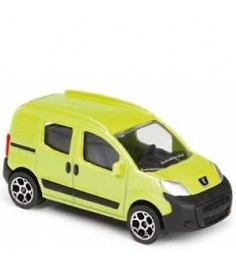 Majorette 7.5 см Peugeot жёлтая 205279