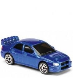 Majorette 7.5 см Subaru синяя 205279