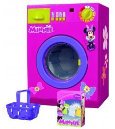 Стиральная машина Simba Minnie Mouse игрушечная функциональная с водой 4765150