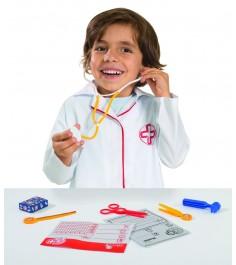 Набор доктора Simba из 8 предметов с медицинским халатом 5545082