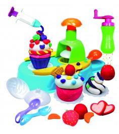 Набор для лепки Simba Art Fun Мастерская кексов 6329789