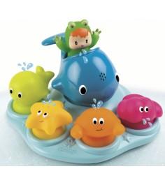 Игрушка для ванной Smoby Островок морских обитателей 110608