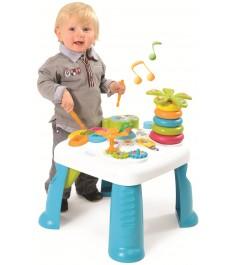 Надувной центр Smoby Cotoons Столик голубой 211067