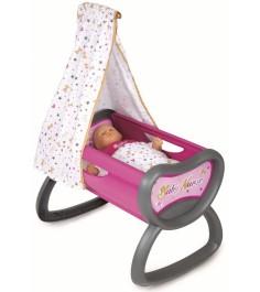 Кроватка для куклы Smoby Baby Nurse 220311