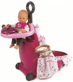 Набор для пупса в чемодане Smoby Baby Nurse 220316
