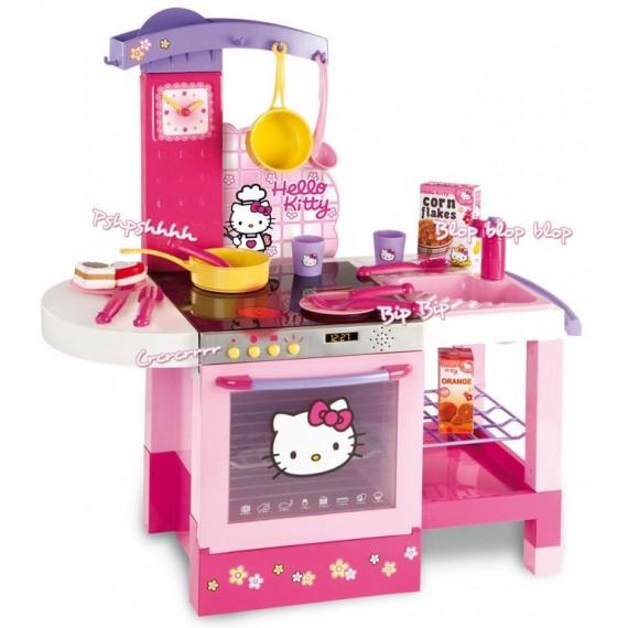 Кухня Smoby Hello Kitty 24010