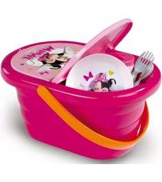 Smoby набор для пикника Minnie 24065