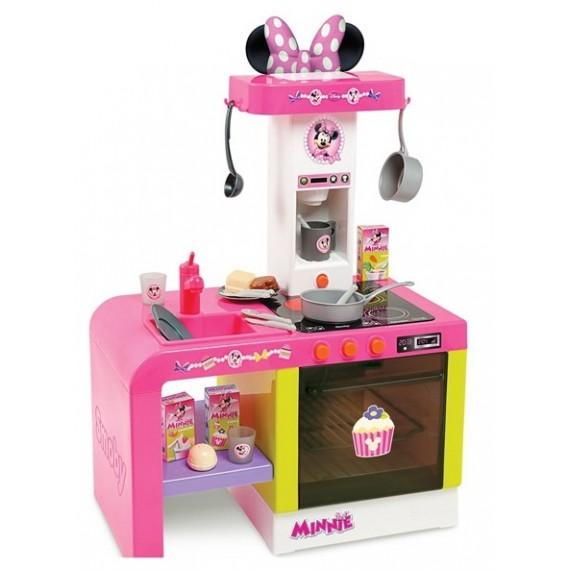 Кухня Smoby Cheftronic Minnie 24197